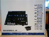 HIFONICS Car Amplifier BXIPRO 1.0
